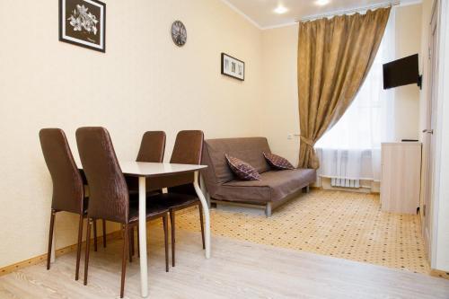 Serdtse Pitera Apartment Апартаменты с 1 спальней