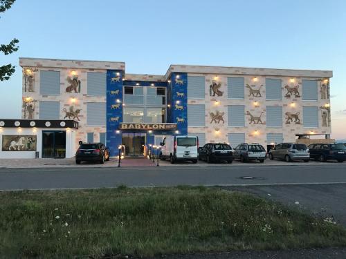 . Hotel Babylon am Europa-Park Eintrittskarten erhältlich