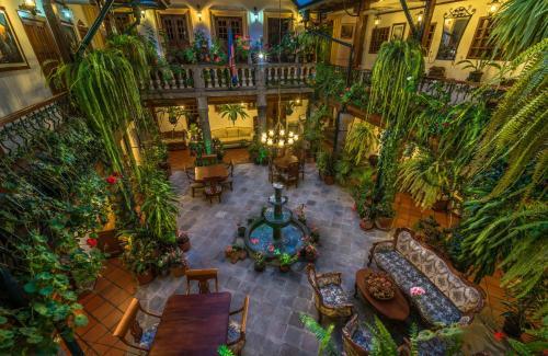 HotelHotel San Francisco De Quito