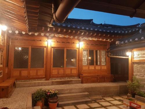 Bukchon Sosunjae Guesthouse rum bilder