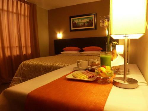 Acuario Hotel And Suite