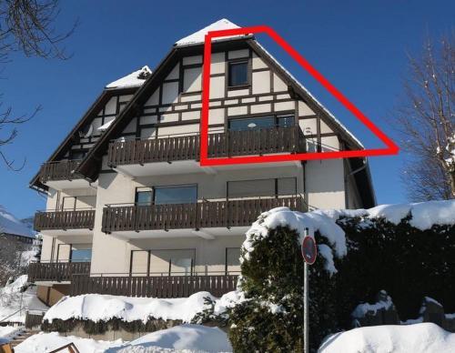 Appartement Winterberg-Neuastenberg Winterberg