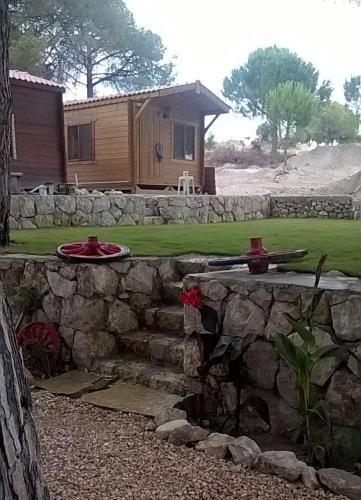 Mordogan Morkoyun Bungalov Kamp odalar