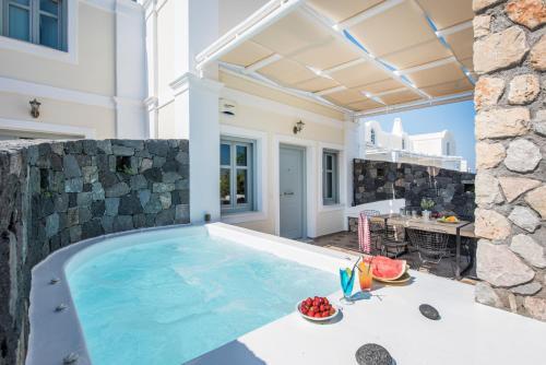 Secret Earth Villas - Santorini istabas fotogrāfijas