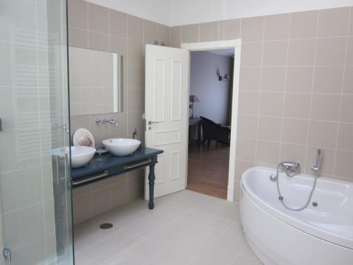 Suite - Einzelnutzung Hotel Villa Monter 4