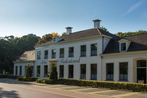 Frederiksoord, Pension in Frederiksoord bei Steenwijk