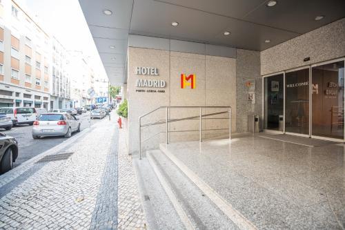 Hotel 3K Madrid photo 15