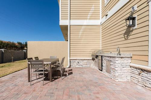 Summerville Resort Five Bedroom Townhome Sv102 - Kissimmee, FL 34747