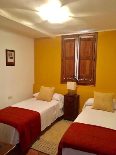 Vierbettzimmer mit Gemeinschaftsbad - Einzelnutzung Mas de Baix 7
