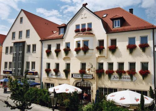 . Land-gut-Hotel Hotel Adlerbräu