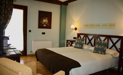 Zweibettzimmer Hotel Casa Arcas 11