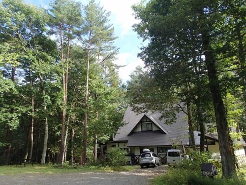 喬騰奇旅館 Lodge Jotenki