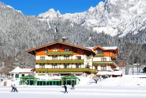 Hotel Jagdhof Ramsau am Dachstein