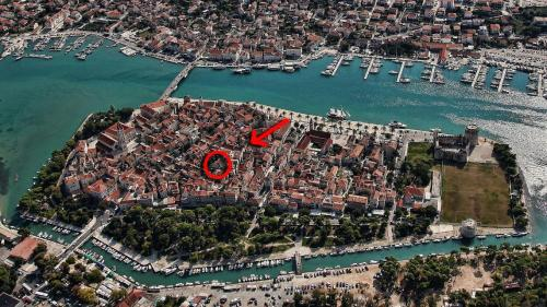 Studio Terrace Borgoforte, 21220 Trogir