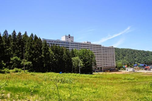 天使格昂迪亞艾格納卡茲艾拓酒店 Hotel Angel Grandia Echigo Nakazato