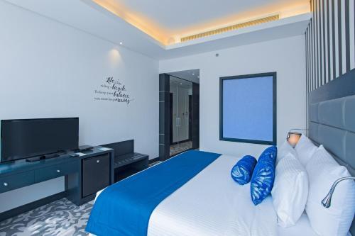 Somewhere Hotel Tecom Двухместный номер «Премиум» с 2 отдельными кроватями