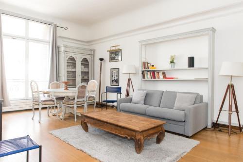 Apartment Claridge impression