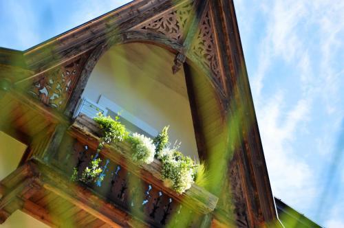 Hotel Villa Freiheim Meran 2000