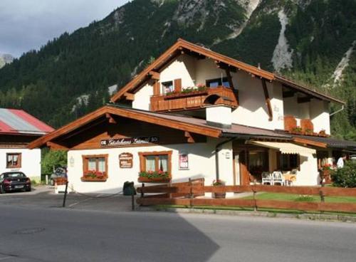 Haus Guentli Kleinwalsertal/Mittelberg