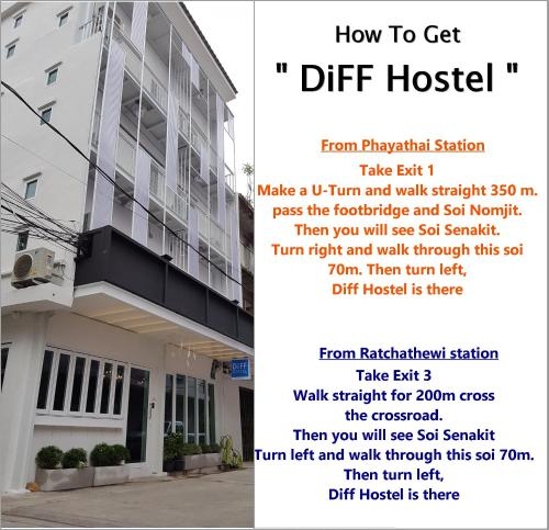 Diff Hostel photo 37
