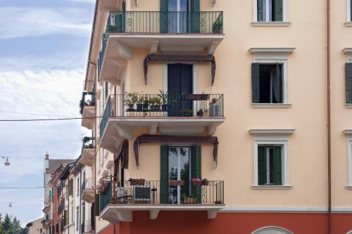 Hotel Accommodation Ad Centrum Verona 1