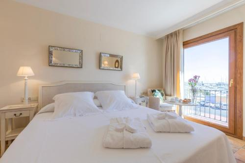 Double or Twin Room with Sea View - single occupancy La Posada del Mar 6