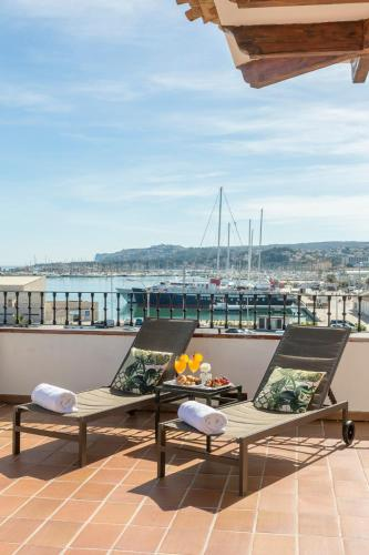 Junior Suite with Terrace - single occupancy La Posada del Mar 8
