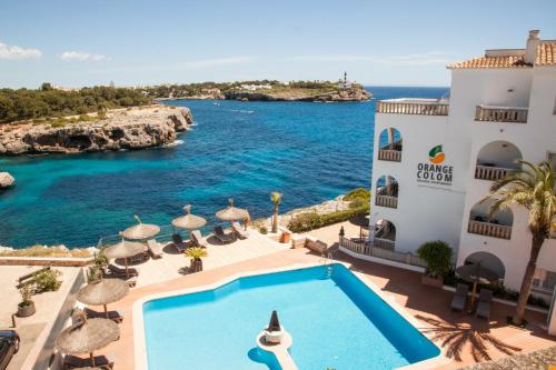 Hotel Orange Colom - Seaside Apartments
