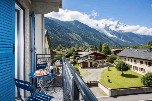 Clos des Roches Apartment Chamonix