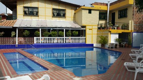 La Casa Amarela Hotel