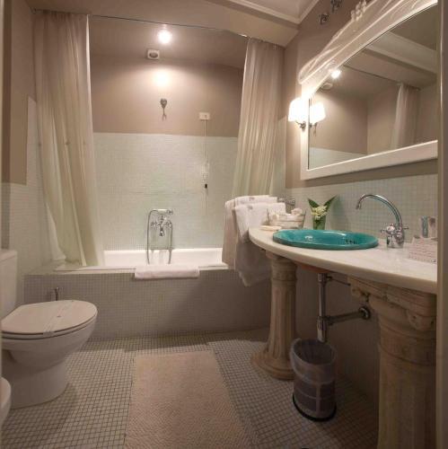 Double Room - single occupancy Pazo de Bentraces 13
