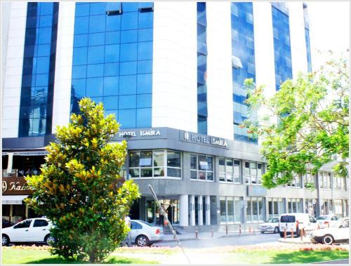 Izmir Hotel Ismira odalar