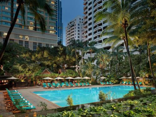 Anantara Siam Bangkok Hotel impression