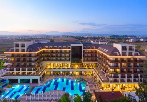 Side Glamour Resort & SPA indirim
