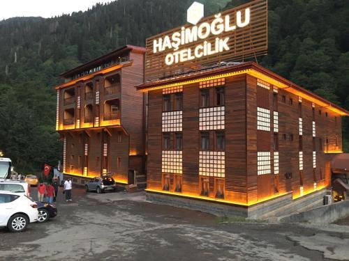 . Ayder Hasimoglu Hotel