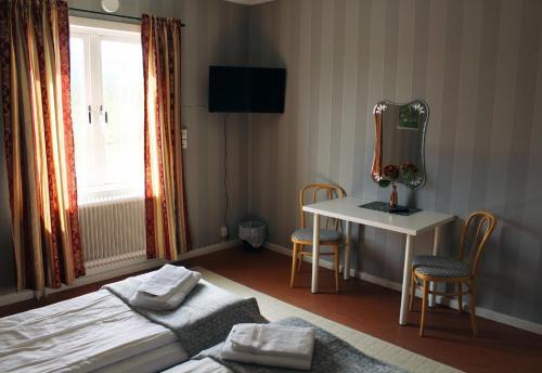 Hotel-overnachting met je hond in Ammarnäsgården Fjällhotell och Vandrarhem - Ammarnäs