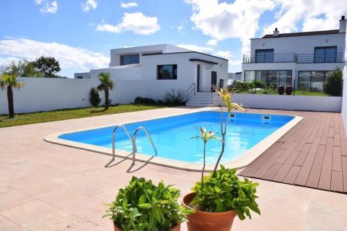 Casa Cidade Lagoa - Pool family & friends, Lagoa
