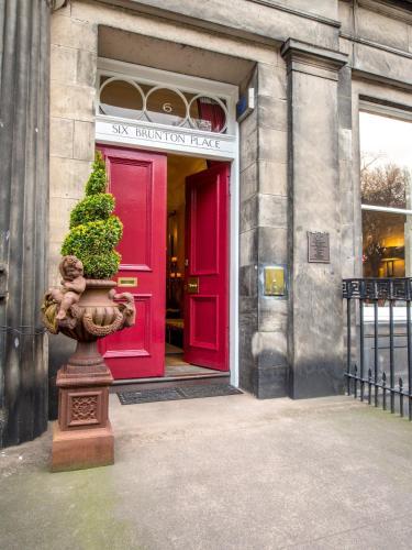 Six Brunton Place, Edinburgh