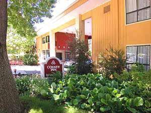 County Inn - Mountain View, CA CA 94043