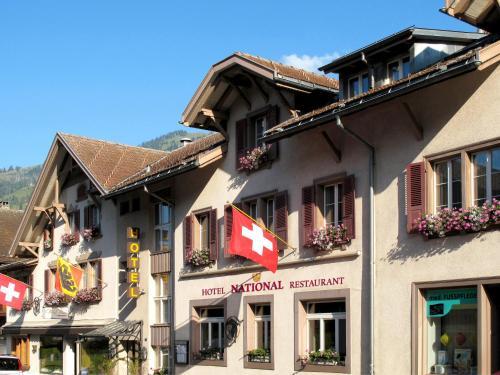 Hotel National - Frutigen