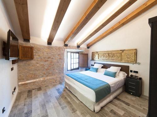 Double Room Hotel Molí de l'Escala 2