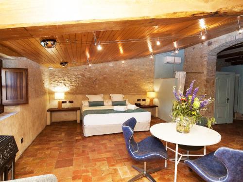 Junior Suite Hotel Molí de l'Escala 12