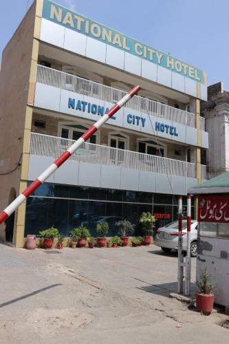 National City Hotel Islamabad in Pakistan