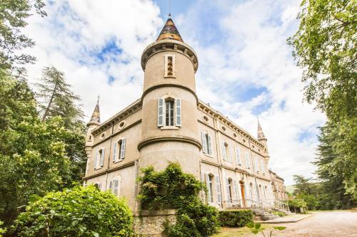 . Chateau de Bournet
