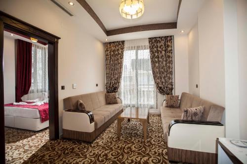 Harbiye Zeyn Hotel ulaşım