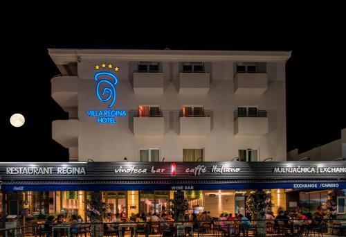 . Hotel Villa Regina