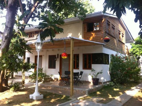 Hotel Hostal Casaluna San Andres