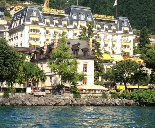 Montreux Apartment on the Lake - Montreux