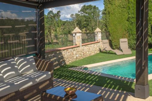 Country House with Swimming Pool Cal Bisbe 29