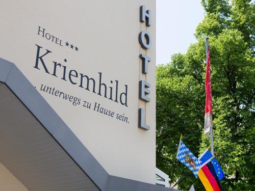 Hotel Kriemhild am Hirschgarten photo 37